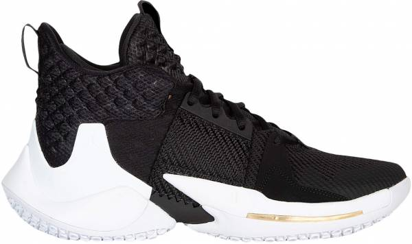 Jordan Why Not Zer0.2 - Black/White