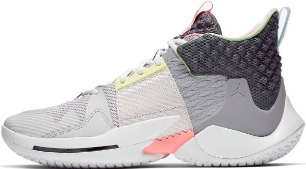 Jordan Why Not Zer0.2 - Gray