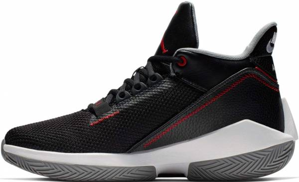 Jordan 2x3 - Black Gym Red Particle Grey Wh (BQ8737006)