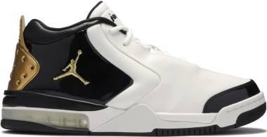 Jordan Big Fund - White Gold Black