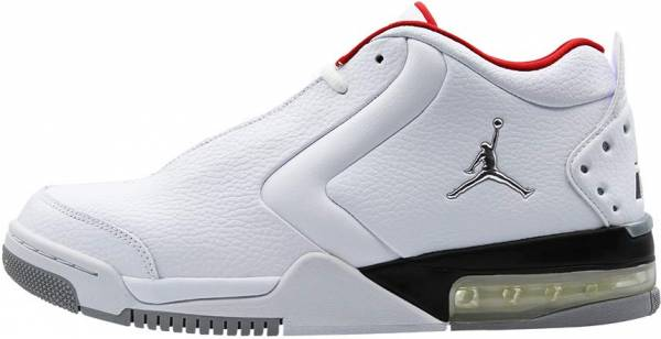 Jordan Big Fund - White / Metallic Silver-black (BV6273100)