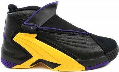 Jordan Jumpman Swift - Black/Amarillo/Court Purple (AT2555007)