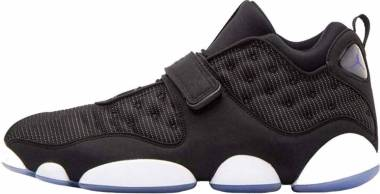 Jordan Black Cat - BLACK/BLACK-WHITE-DARK CONCORD (AR0772001)