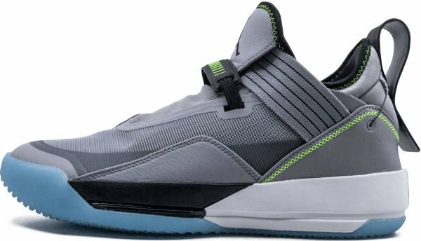 Air Jordan 33 SE - Cement Grey/Black-sail-volt