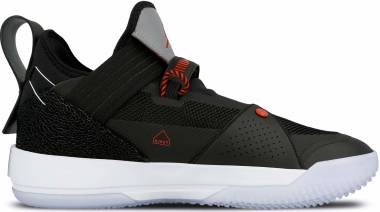 Air Jordan 33 SE - Black/Fire Red-particle Grey-sail (CD9560006)
