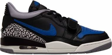 Jordan Legacy 312 Low - Black Game Royal White Cement Grey (CD7069041)
