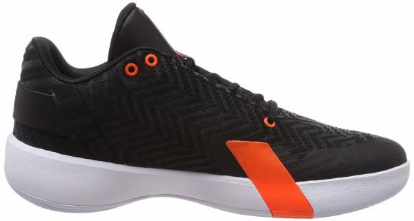 Jordan Ultra.Fly 3 Low - Multicolour Black Black White Hyper Crimson 000 (AO6224008)