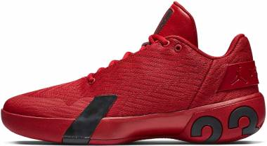 Jordan Ultra.Fly 3 Low - Red Gym Red Black 600