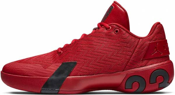 Jordan Ultra.Fly 3 Low - Red Gym Red Black 600 (AO6224600)