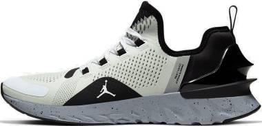 Jordan React Havoc - White White Black Wolf Grey