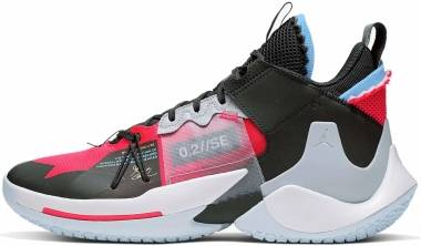 Jordan Why Not Zer0.2 SE - Red/Black