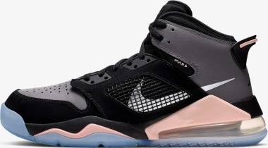 Jordan Mars 270 - Black/Reflect Silver-gunsmoke-crimson Tint (CD7070002)