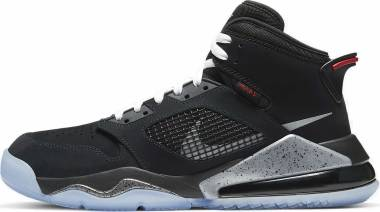 Jordan Mars 270 - Black Reflect Silver Fire Red White (CD7070010)