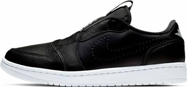 Air Jordan 1 Retro Low Slip sneakers in black orange