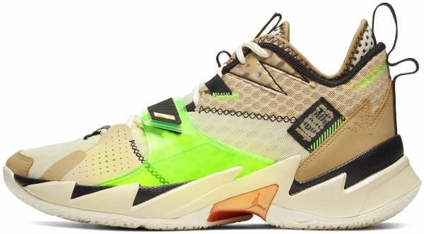 Jordan Why Not Zer0.3 - Parachute Beige/Rage Green-fossil-black (CD3003200)