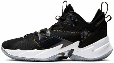 Jordan Why Not Zer0.3 - Black Mtlc Gold White (CD3003001)