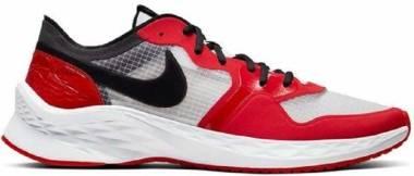 Jordan Air Zoom 85 Runner - White/Black-university Red (CI0055106)