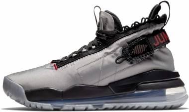 Jordan Proto-Max 720 - Metallic Silver Gym Red Black (BQ6623002)