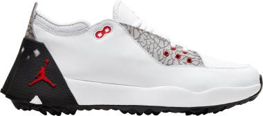 Jordan ADG 2 - White Black Atmosphere Grey University Red (CT7812100)