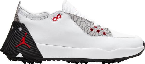Jordan ADG 2 - White Black Atmosphere Grey University Red (CT7812100)