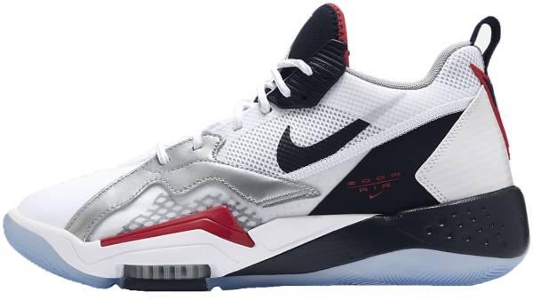 Jordan Zoom 92 - White/Obsidian/True Red (CK9183101)