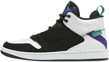 Jordan Fadeaway - Black/Turbo Green/White (AO1329035)