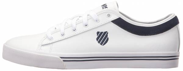 K-Swiss Bridgeport II White/Navy