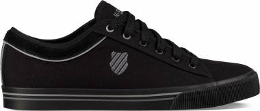 K-Swiss Bridgeport II - Black Black Charcoal Stingray 047