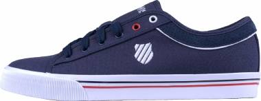 K-Swiss Bridgeport II - Navy/Red/White (75425439)