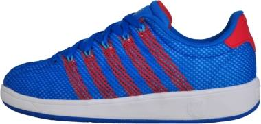 K-Swiss Classic VN - Blue/Red (03411482)