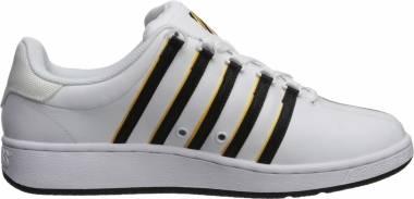 K-Swiss Classic VN - White/Black/Gold Fusion (06143123)