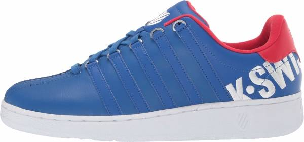 K-Swiss Classic VN - Classic Blue/White/Red