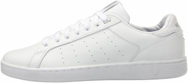 K-Swiss Clean Court CMF - WHITE GULL GRAY (05353131)