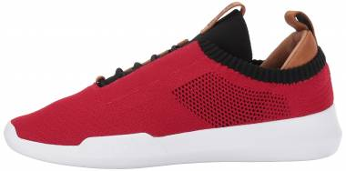 K-Swiss Gen-K Icon Knit - Red/Black/Brown