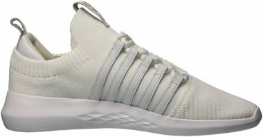 K-Swiss Gen-K Icon Knit - White/White