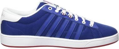 K-Swiss Hoke CMF - Limoges/Chili Pepper/White