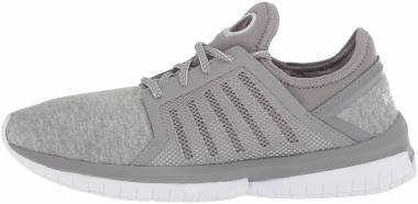 K-Swiss Tubes Millennia CMF Gray/White Men