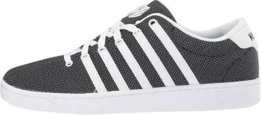 K-Swiss Court Pro II T CMF - Black/White (05011002)