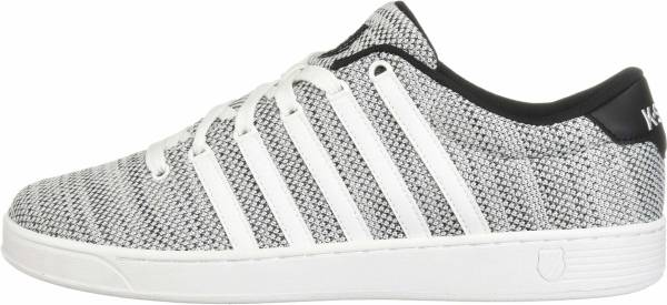 K-Swiss Court Pro II T CMF - White/Black/White (05011126)