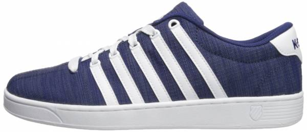 K-Swiss Court Pro II T CMF Blue/White