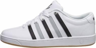 K-Swiss Court Pro II CMF - White/Black/Gray/Gum (03629199)