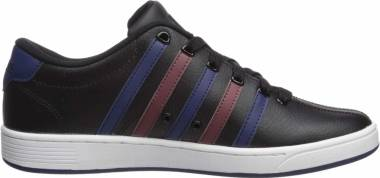 K-Swiss Court Pro II CMF - Black/Medieval Blue/Port (03629051)