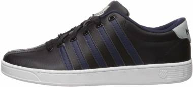 K-Swiss Court Pro II CMF - Black Navy Highrise Lagoon