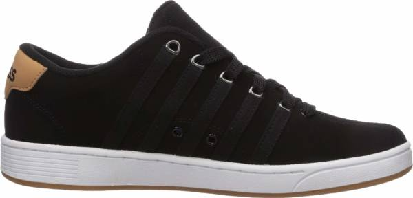 K-Swiss Court Pro II CMF - Black/Biscuit/Dark Gum