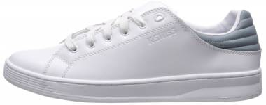K-Swiss Quick Court CMF - White Lead