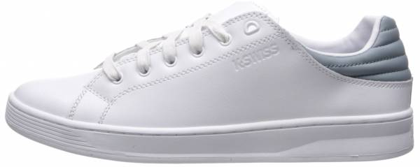 K-Swiss Quick Court CMF - White/Lead