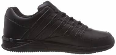K-Swiss Baxter - Black Black Black Black 010