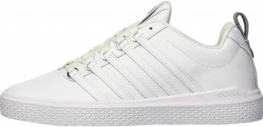 K-Swiss Donovan - White Lead White