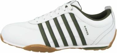 K-Swiss Arvee 1.5 - White White Rifle Green 095