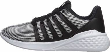 K-Swiss District - White/Black (06159102)
